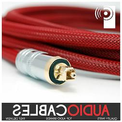5m PRo MASTER TOSLink CABLE  TcR5 THAT'S AUDIO