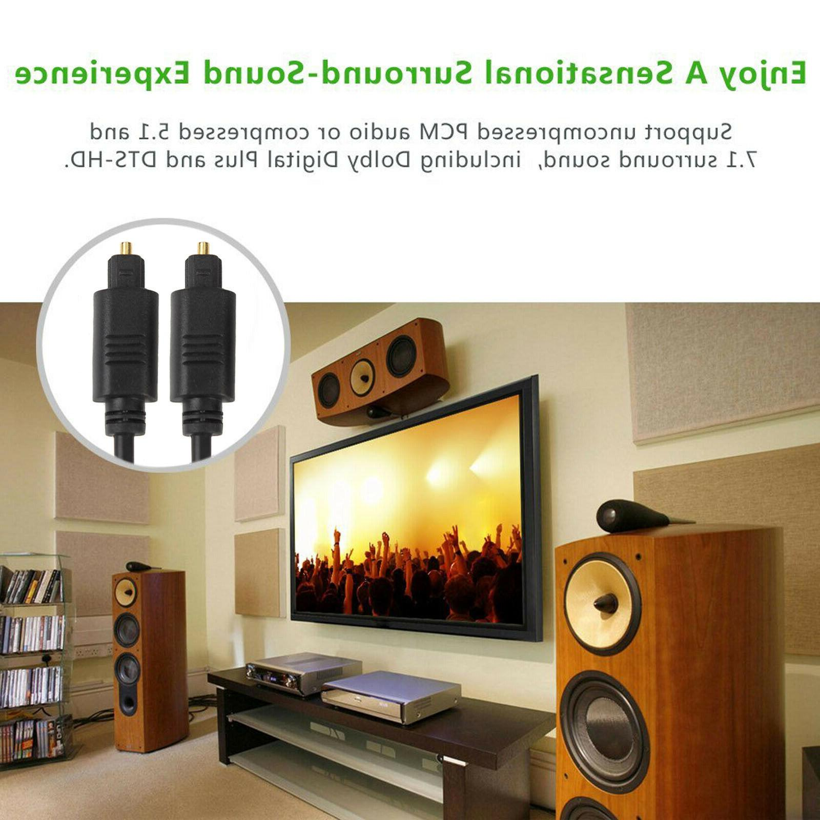 Optical Audio Cable Toslink